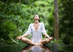 дыхание медитация