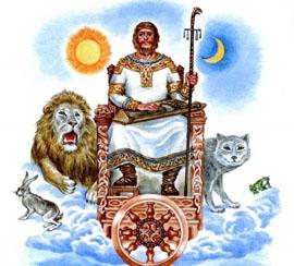 бог языческий