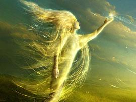 ветер волшебный