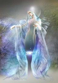 вода богиня