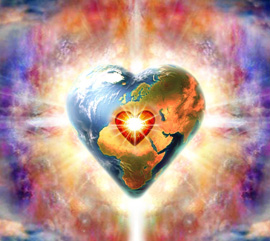 земля-сердце