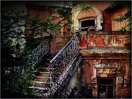дом заброшенный