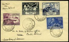 конверт штемпели