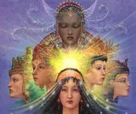 богини