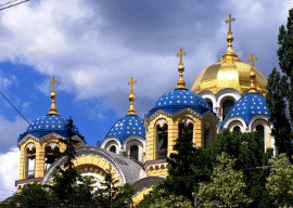 святые купола киева