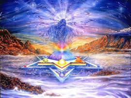 божественный поток