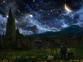 небесная картина1