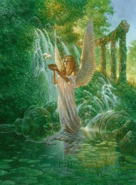 ангел воды
