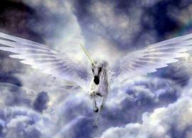 единорог с крыльями