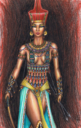 богиня нейт