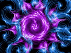 Фиолетовый вихрь