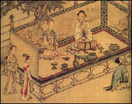конфуций и женщина