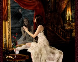 ведьма и зеркало